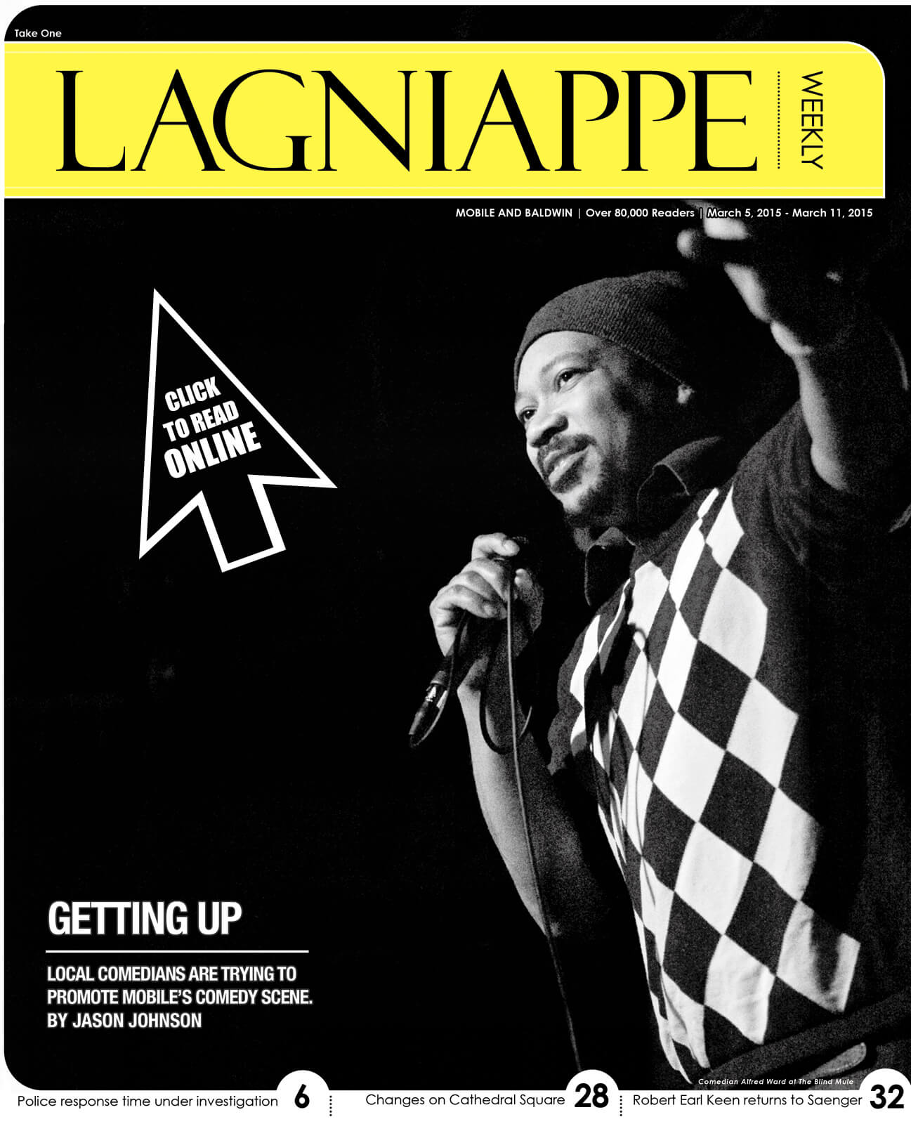 Lagniappe March 5-11, 2015