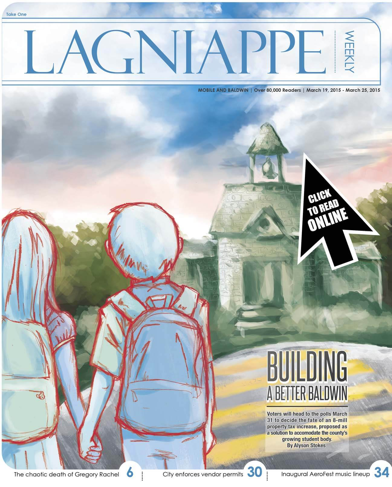 Lagniappe March 19-25
