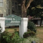 The office of Mobile attorney Buzz Jordan, who is part of Kim Hastie's legal defense.
