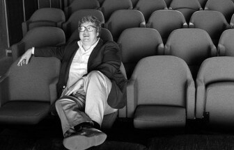 Film critic Roger Ebert died in 2013.