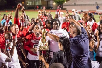 The Falcons of Prichard have been to the APDFL championship five times in five years.