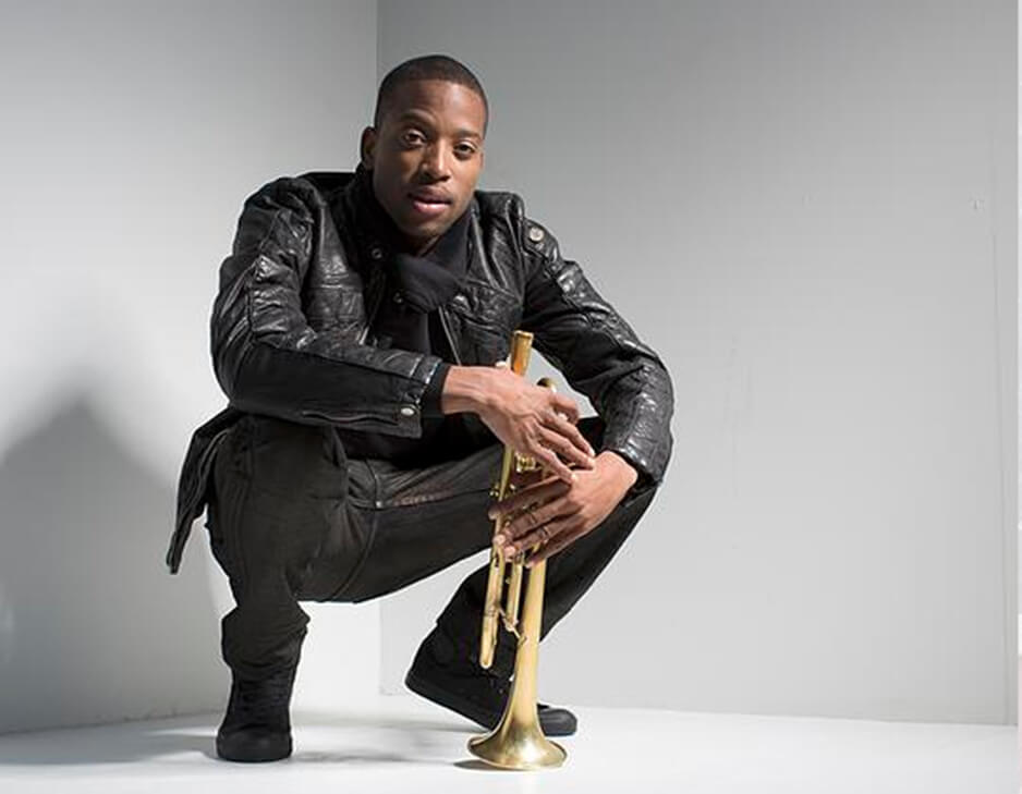 Trombone Shorty bringin' a little brass to the Kitchen
