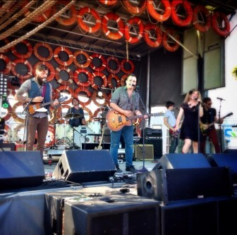 Mobile's Underhill Family Orchestra played the 2014 Hangout Fest. This year, 92 ZEW is giving other local bands a chance.