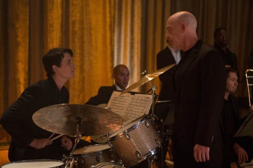 No beating around the bush: Whiplash is great