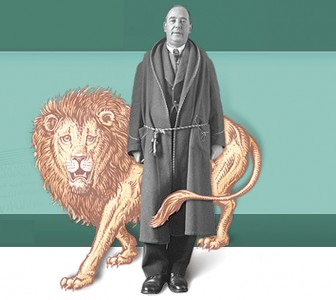 C.S. Lewis will be the subject of a speech at UM March 13.