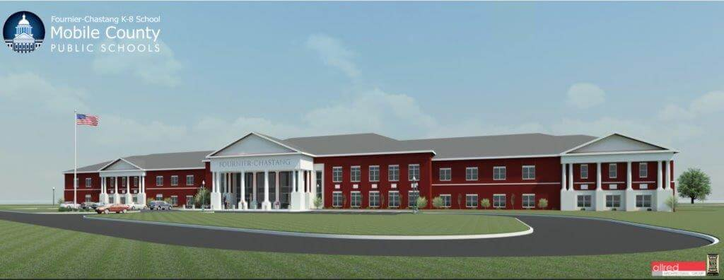 MCPSS officials to break ground on new Fournier-Chastang K-8 School