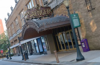 Friends of the Saenger Theatre are hoping to recruit patrons for much needed maintenance.
