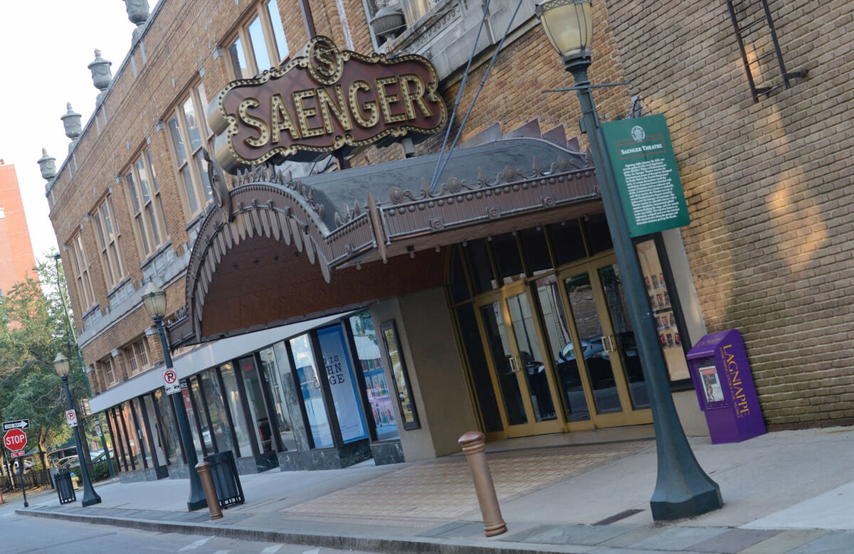 Council approves contract for mold fix at theater
