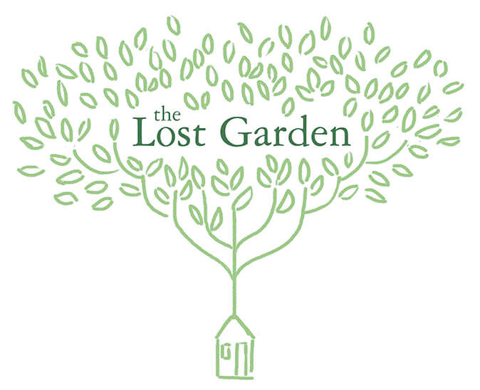 Graphic artist's 'Lost Garden' plants seeds of sustainability