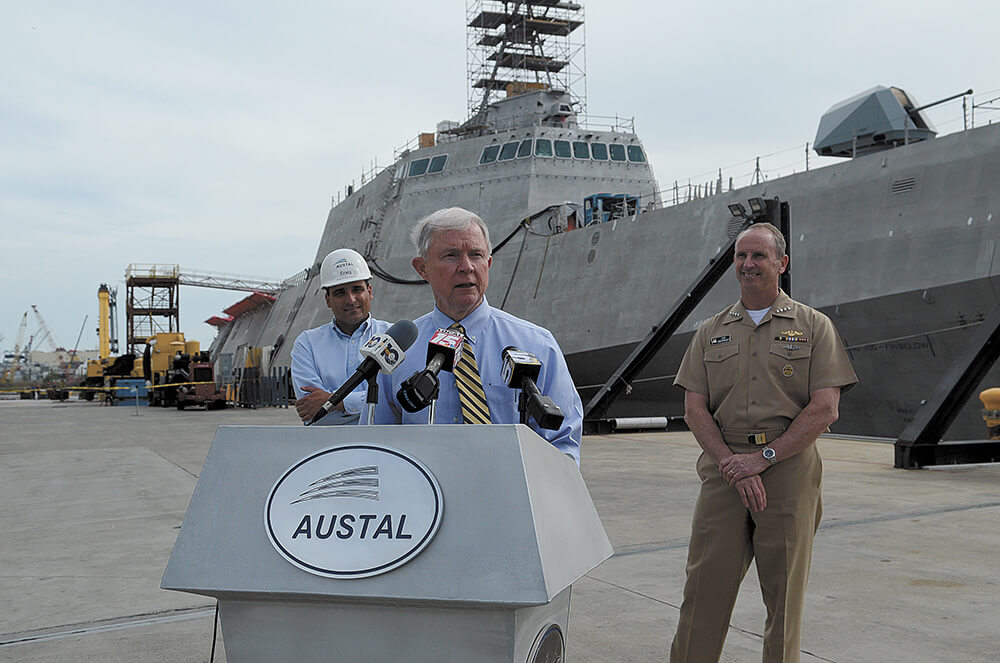 Austal seeks dismissal of false claims case