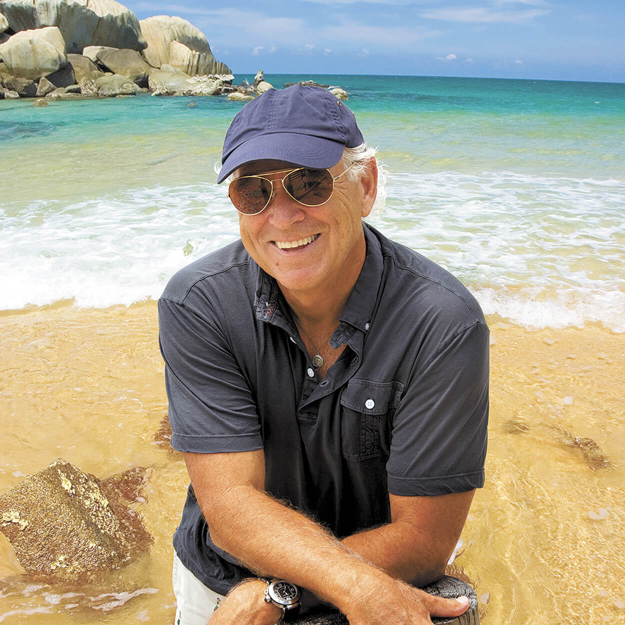 cover story jimmy buffett returning home with a world of experience