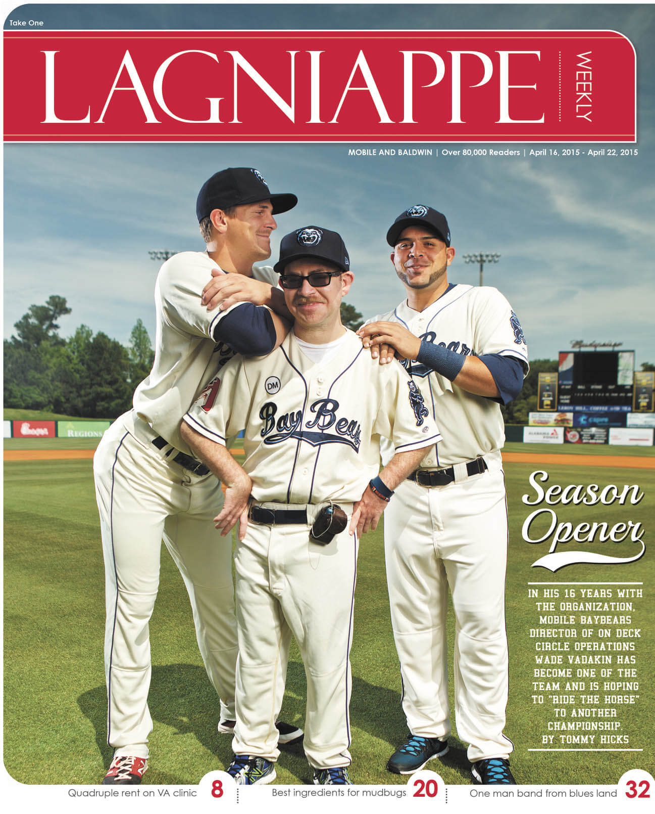 COVER STORY: BayBears looking to repeat success with a little help from a friend