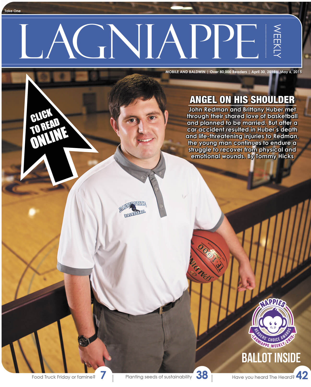 Lagniappe April 30-May 6, 2015