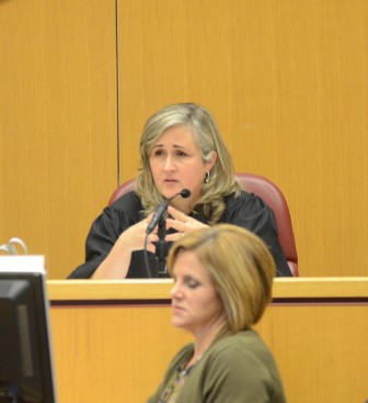 Mobile County Circuit Court Judge Sarah Stewart awarded former Alabama death row inmate William Ziegler a new trial in November 2013.