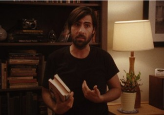 "Jason Schwartzman in ""Listen Up, Philip."""