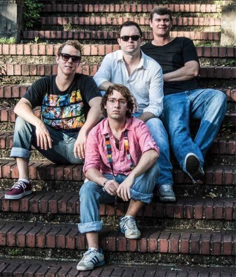 New Orleans funk outfit Gravy appears at Soul Kitchen April 10.