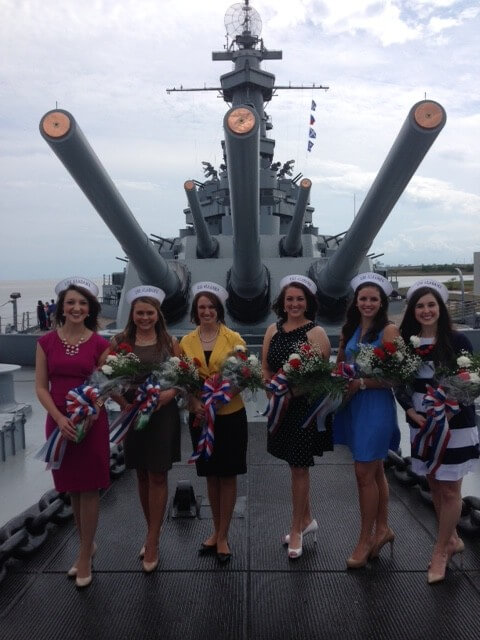 USS Alabama Crewmates Announced
