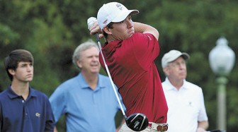 Robbie Shelton of Wilmer will represent the United States at the Palmer Cup.