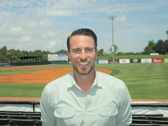 "New BayBears Manager Robby Hammock called the 2015 team a ""versatile group"" with many players who can play multiple positions."