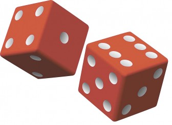 The suggestion legalized gambling will prop up the state's over-extended budget is a roll of the dice.