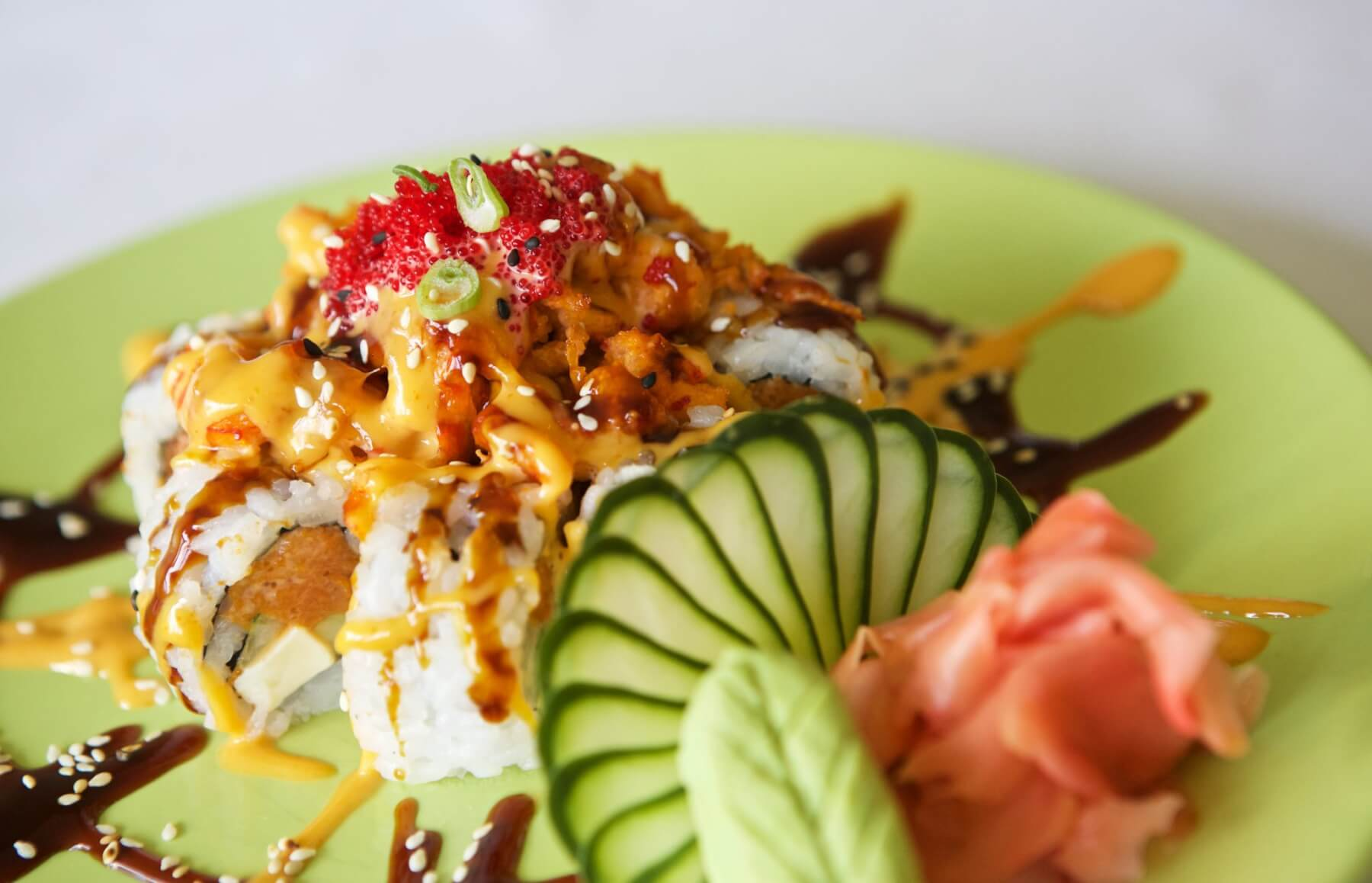 Bamboo Fusion rolls out quality sushi at familiar location
