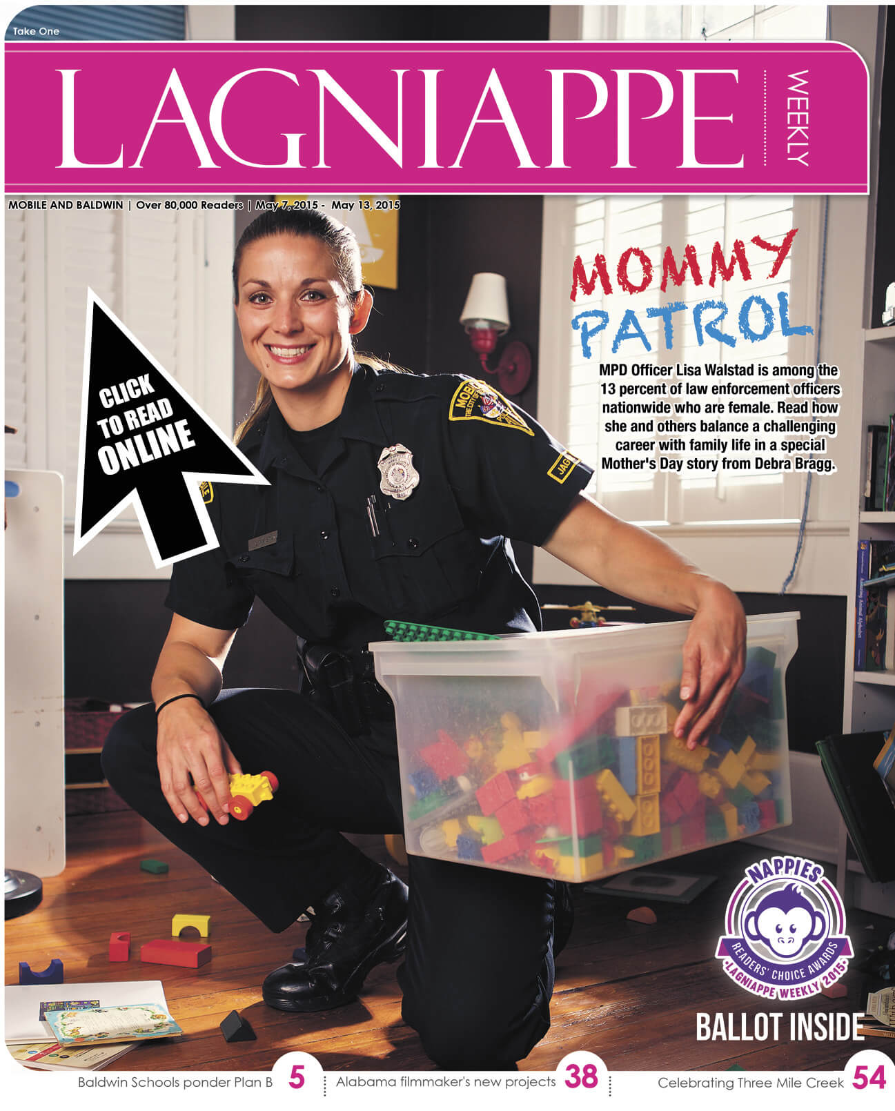 Lagniappe May 7-13, 2015
