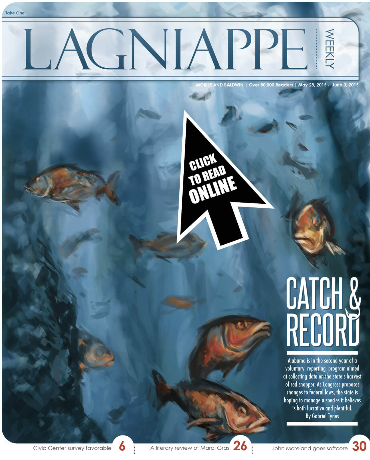 Lagniappe: May 28 – June 3