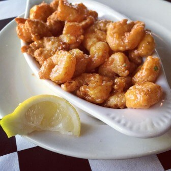 Don't miss Acme Oyster House's Boom Boom Shrimp, which were harvested from the Gulf and will be served with other favorites at the Alabama Gulf Seafood Courtyard.
