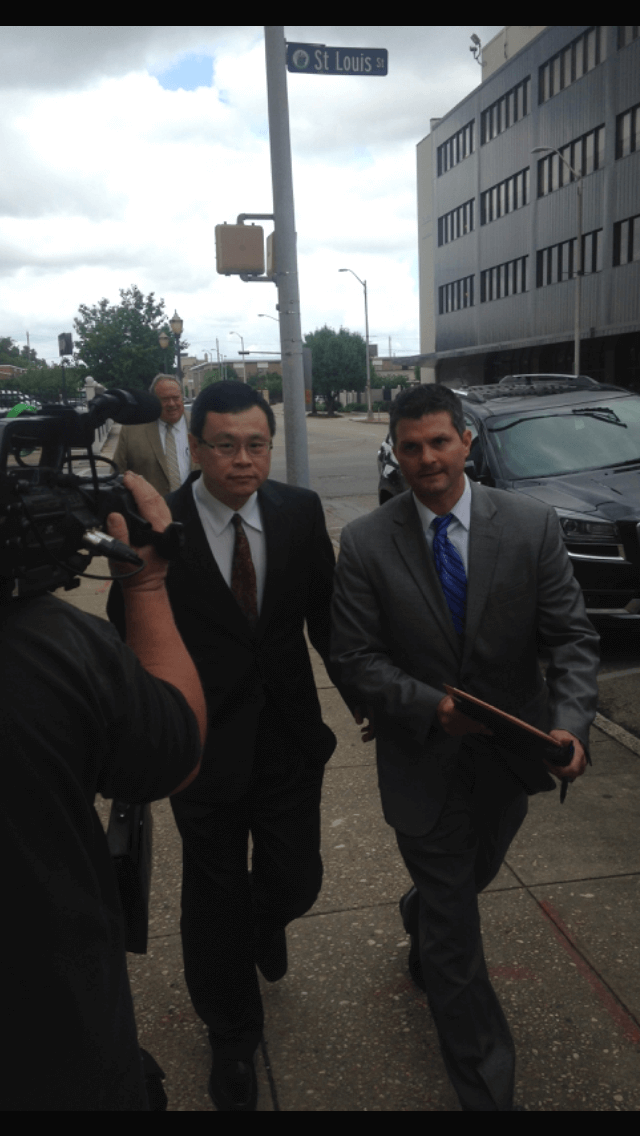Second pain doctor pleads not guilty to improper distribution charges