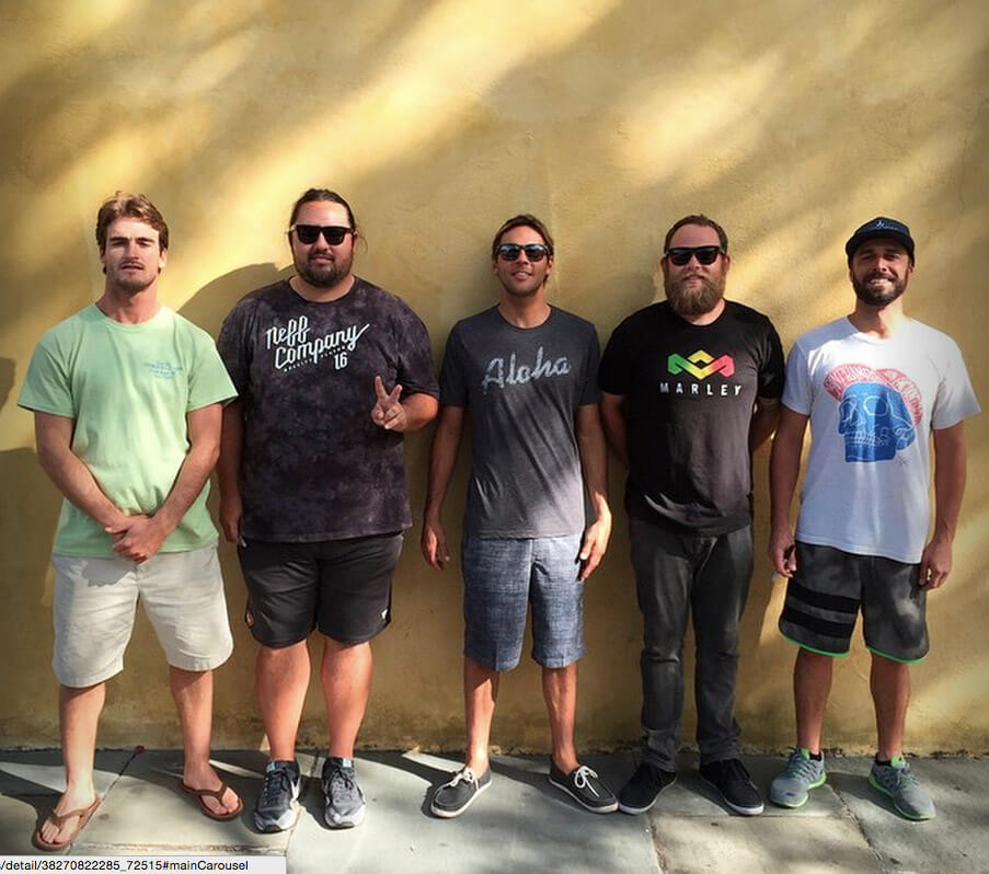 'Hotting Up' with Hawaii's Iration