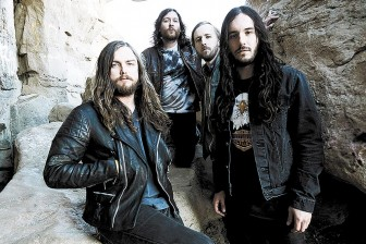 J. Roddy Walston & The Business will be entering the studio to work on a new album after their Hangout Fest performance.