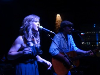 "Micol and Ricky Davis are Blue Mother Tupelo, a married duo touring in support of their latest album ""Only Sunshine."""
