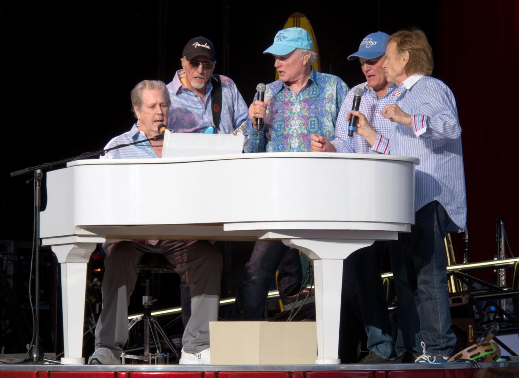 The Beach Boys and America kick off Gulf Coast's summer