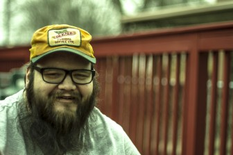 John Moreland left a punk rock and hardcore metal background to become an acclaimed acoustic singer-songwriter.