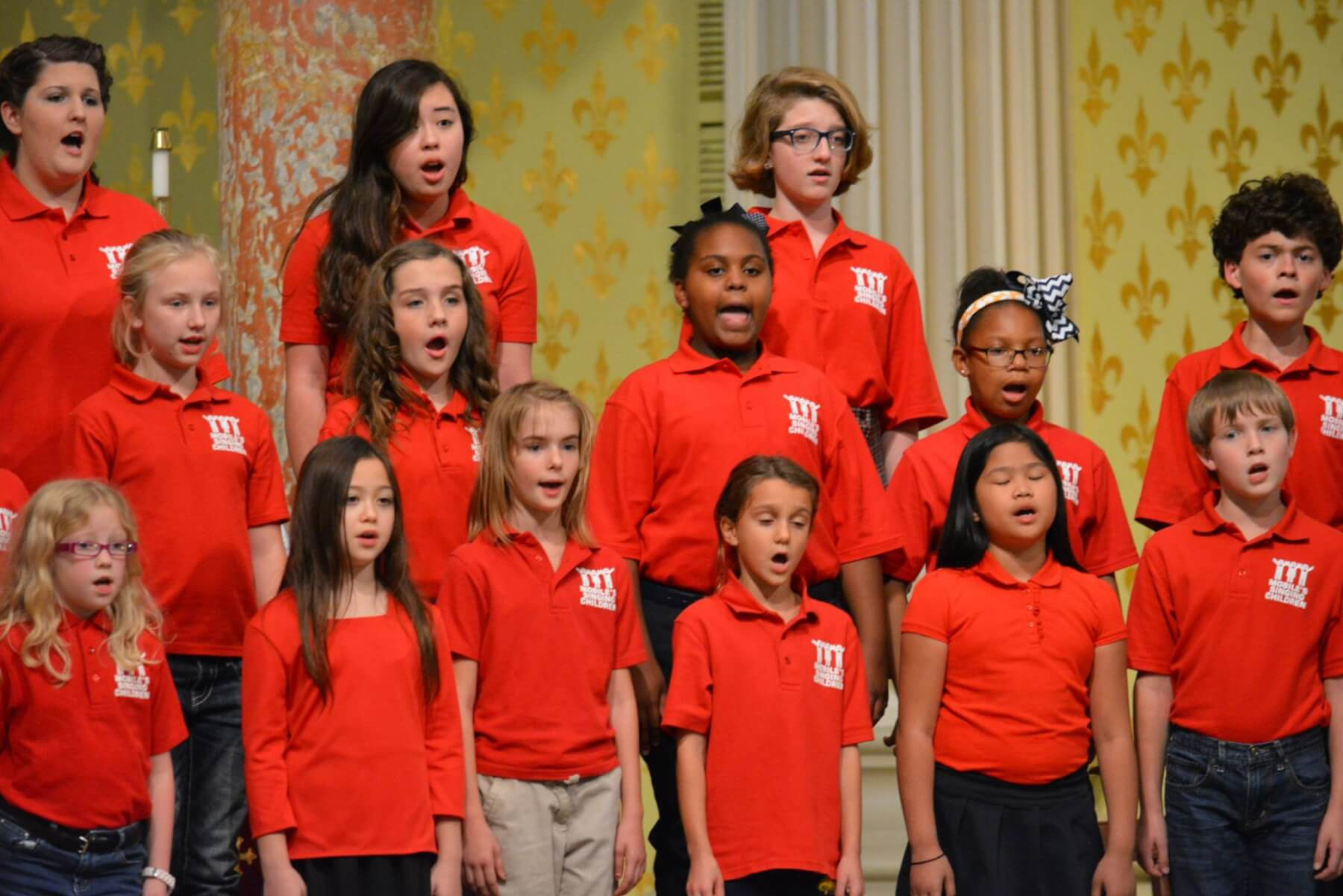 Mobile's Singing Children perform May 9, auditioning new members