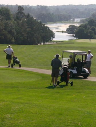 The Azalea City Golf Course, overlooking Mobile's Langan Park, will host the 58th annual Mobile Metro Championship June 5-7.
