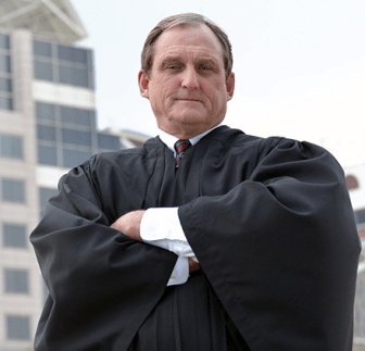 District Judge Jay York