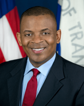 U.S. Secretary of Transportation Anthony Foxx.