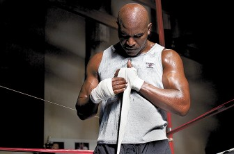 Former heavyweight champion Evander Holyfield will speak at the Youth of the Year banquet.