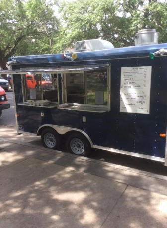 You're bacon me crazy with Mobile's newest food trailer.