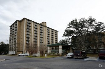 The Mobile Housing Board voted to close a building in Central Plaza Towers Wednesday.
