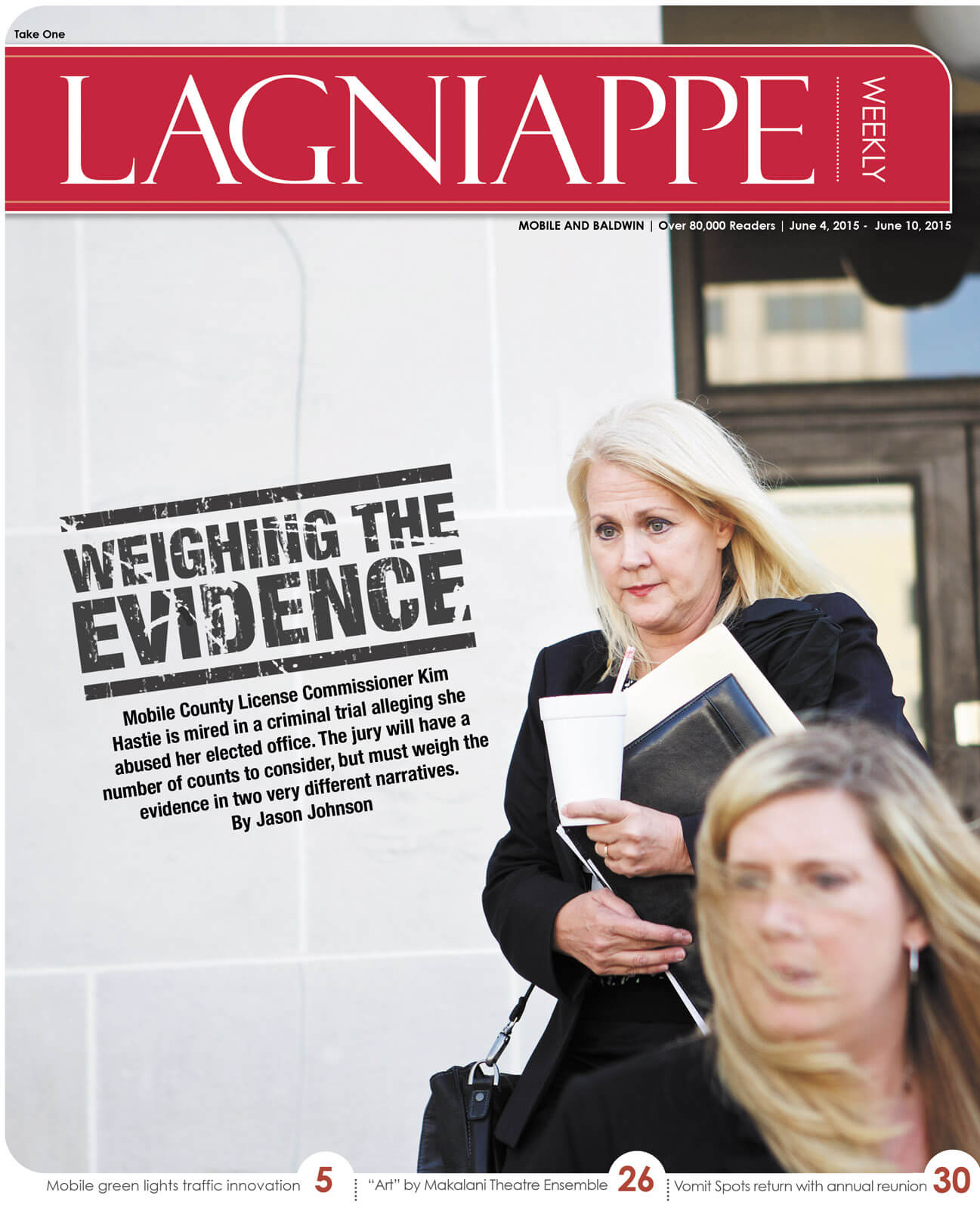 COVER STORY: Jury weighs two narratives in Hastie corruption trial