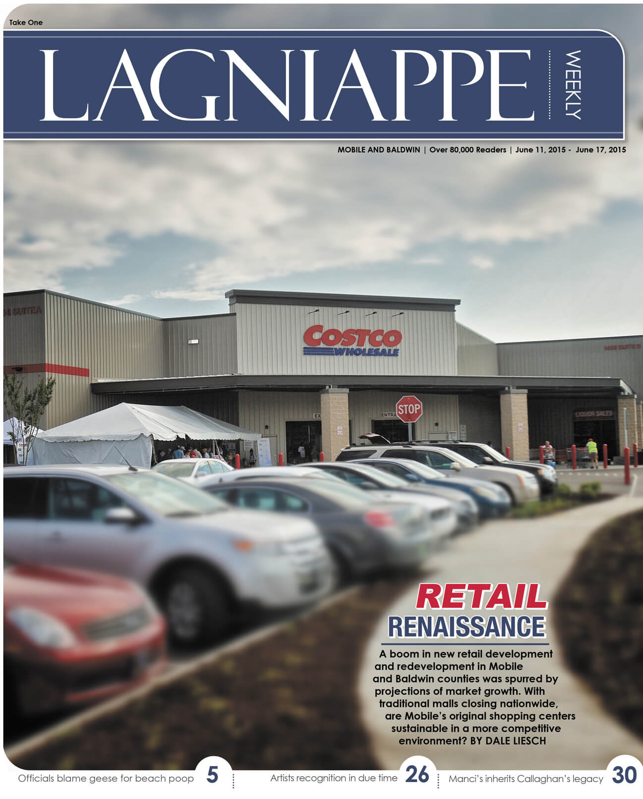 COVER STORY: Growth projections encourage development of city's retail centers