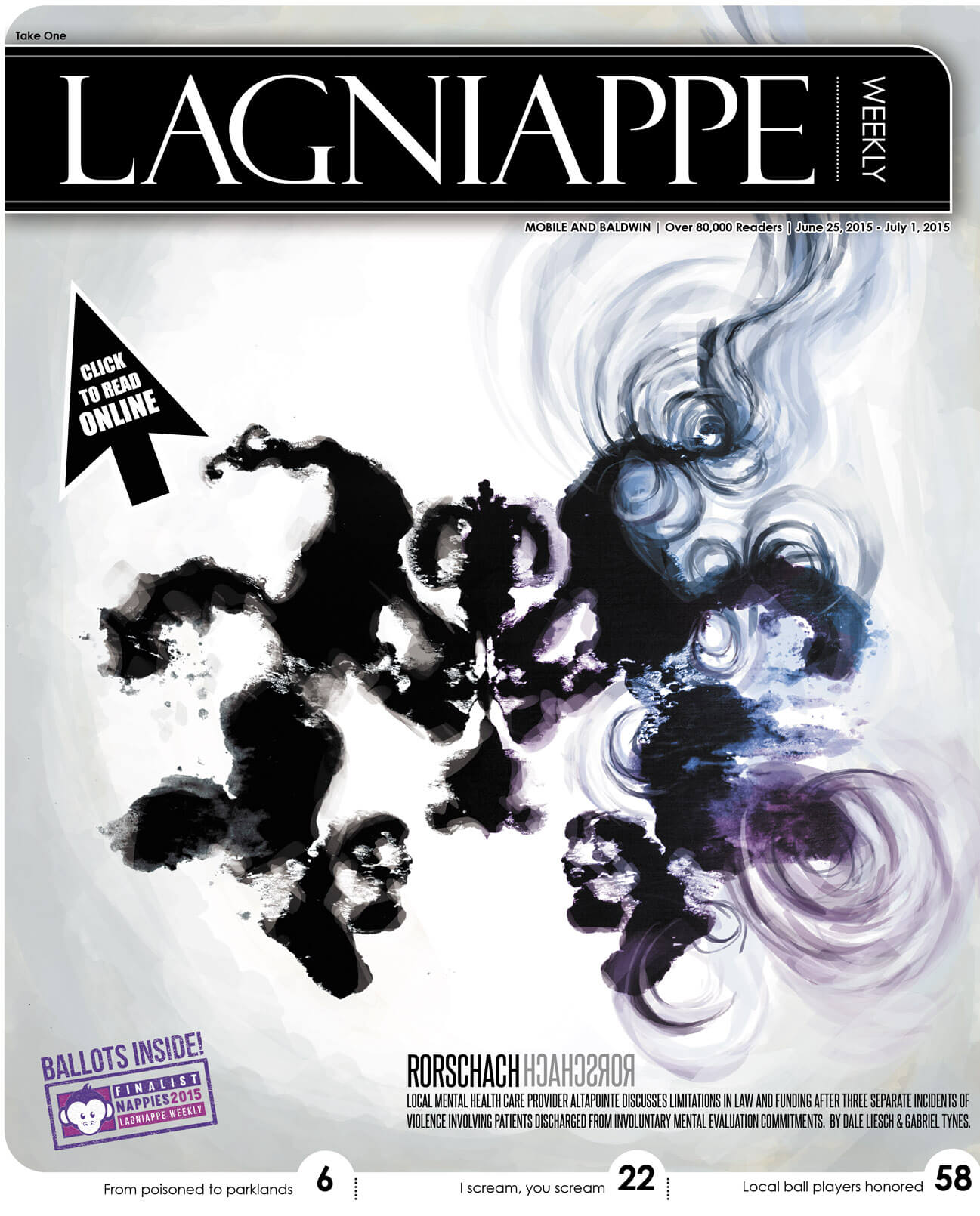 Lagniappe: June 25 – July 1, 2015