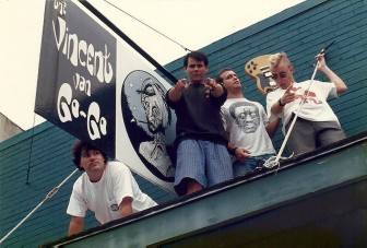 Remember the '90s? Mobile's Vomit Spots return for their annual reunion show June 6 at Alchemy Tavern.