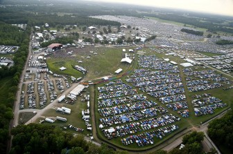 Bonnaroo's camping area has dramatically improved from the early years of the festival, and is generally self-policed by an ethical code.