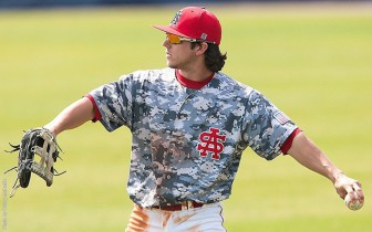 University of South Alabama outfielder Cole Billingsley