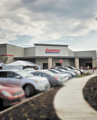 The area's first Costco anchors the new McGowin Park retail development at Interstate 65 and Government Boulevard.