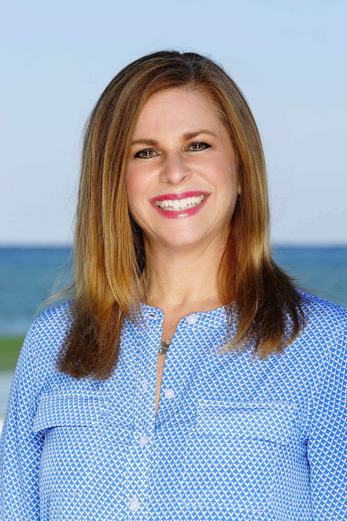 Beach tourism sales VP Beth Gendler honored