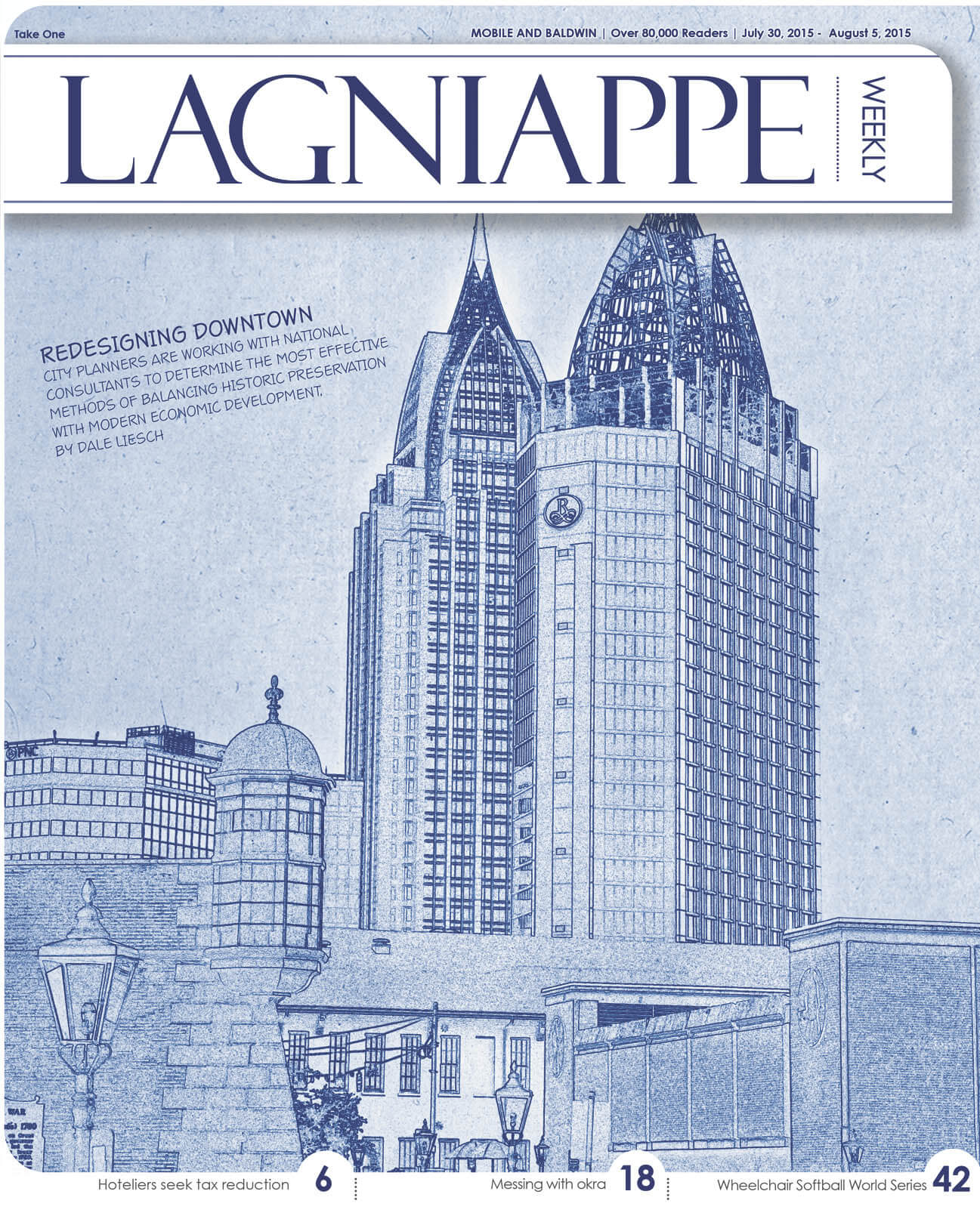COVER STORY: Changes geared toward strengthening downtown development